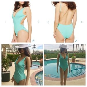 Topshop One Piece size 10 fits actual size 8